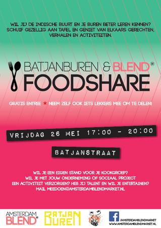 FoodShare bij de BatjanBuren