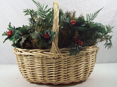 Christmas Greens Baskets