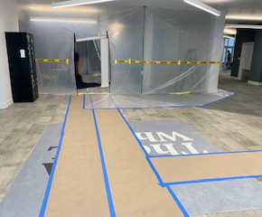 commercial water damage indianapolis