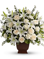 Loving Lilies & Roses