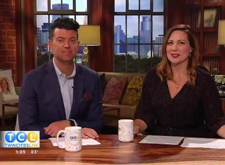 Pet Evolution on Twin Cities Live!