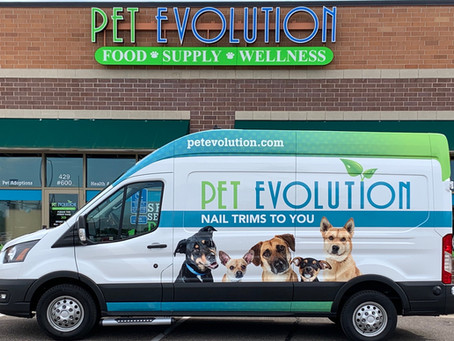 Pet Evolution Nail Trims To You