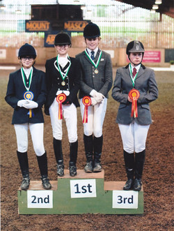 Katie+and+Harry+in+middle+1st+pairs+comp+Equestrian+Trec