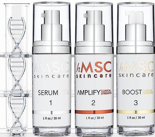 hMSC Skincare Trifecta Trio