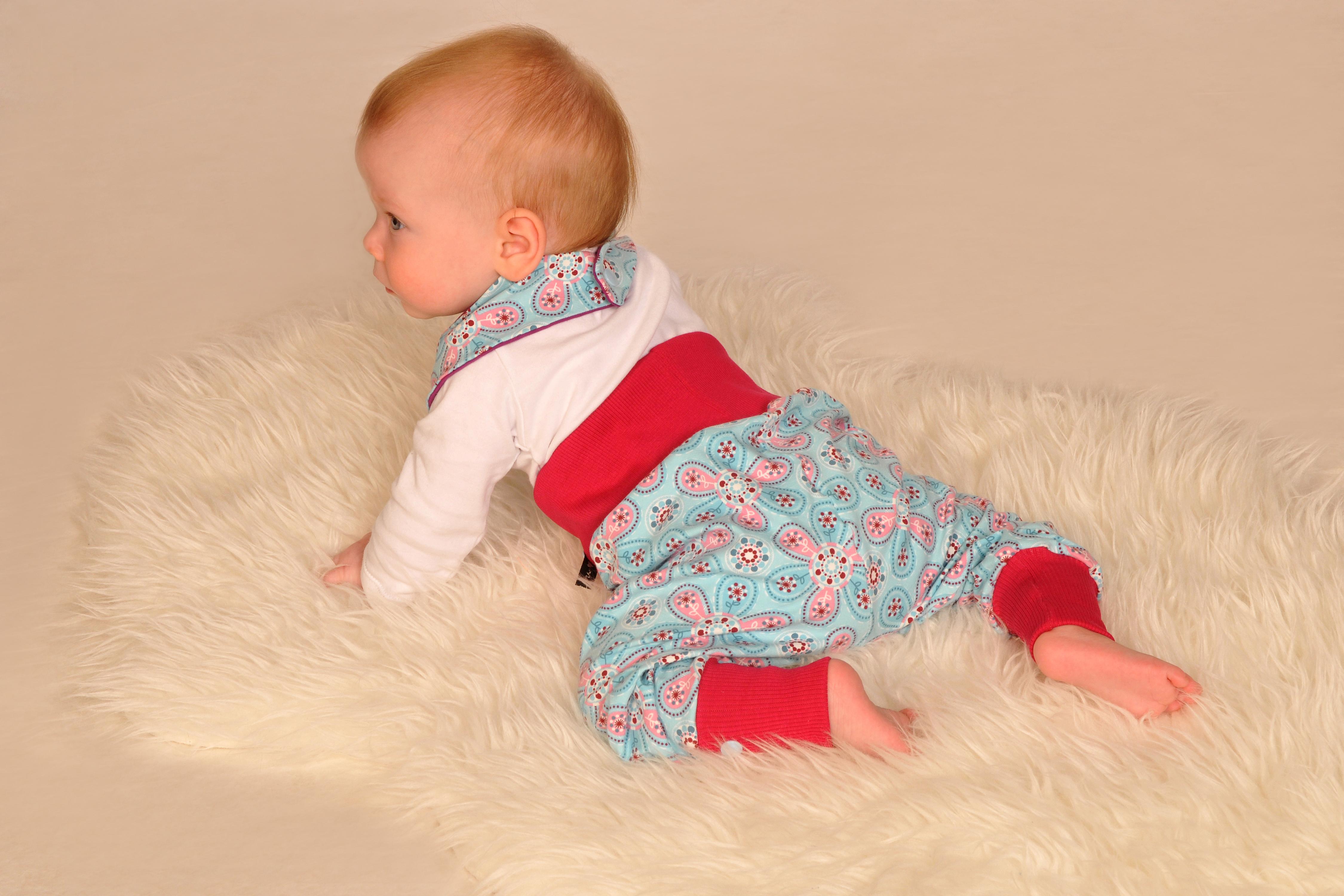 Baby Pumphose