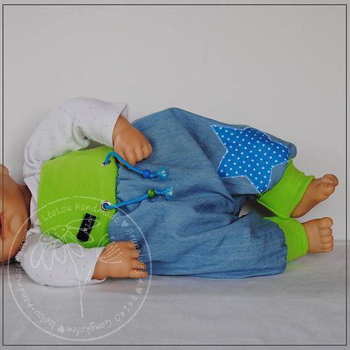 """Pumphose newborn """"Jeans"""""""