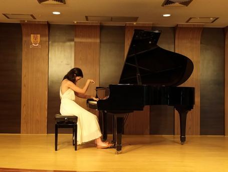 Piano Recital - Assumption University