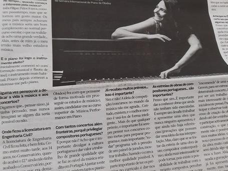 News in newspaper