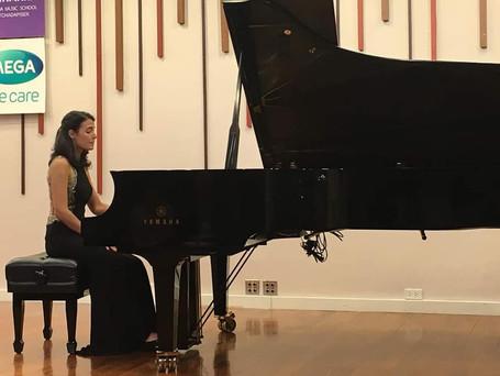 Piano Concert, Bangkok - Thailand