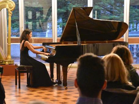 Piano Recital - Museu Nogueira da Silva