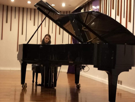 Piano Concert, Bangkok-Thailand