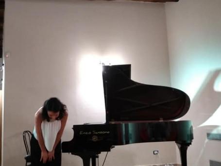 Tribute to Italian Composer Alfonso Rendano - Carolei, Italy'19