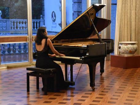 Piano Recital - Braga, Portugal