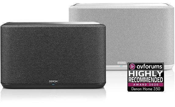 Denon-Home-350-Black-White-Review-AV-For