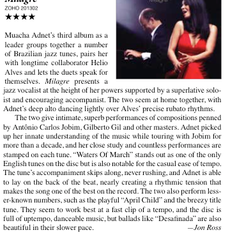 4 Star Downbeat Review