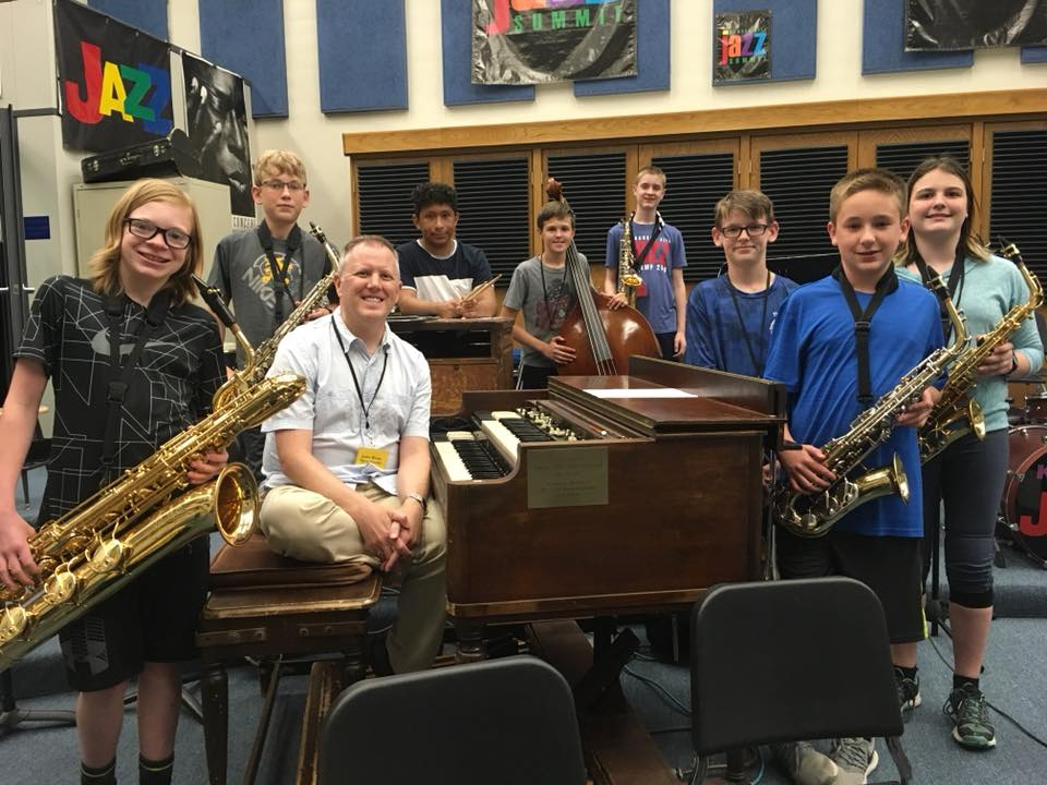 Kansas City Jazz Camp