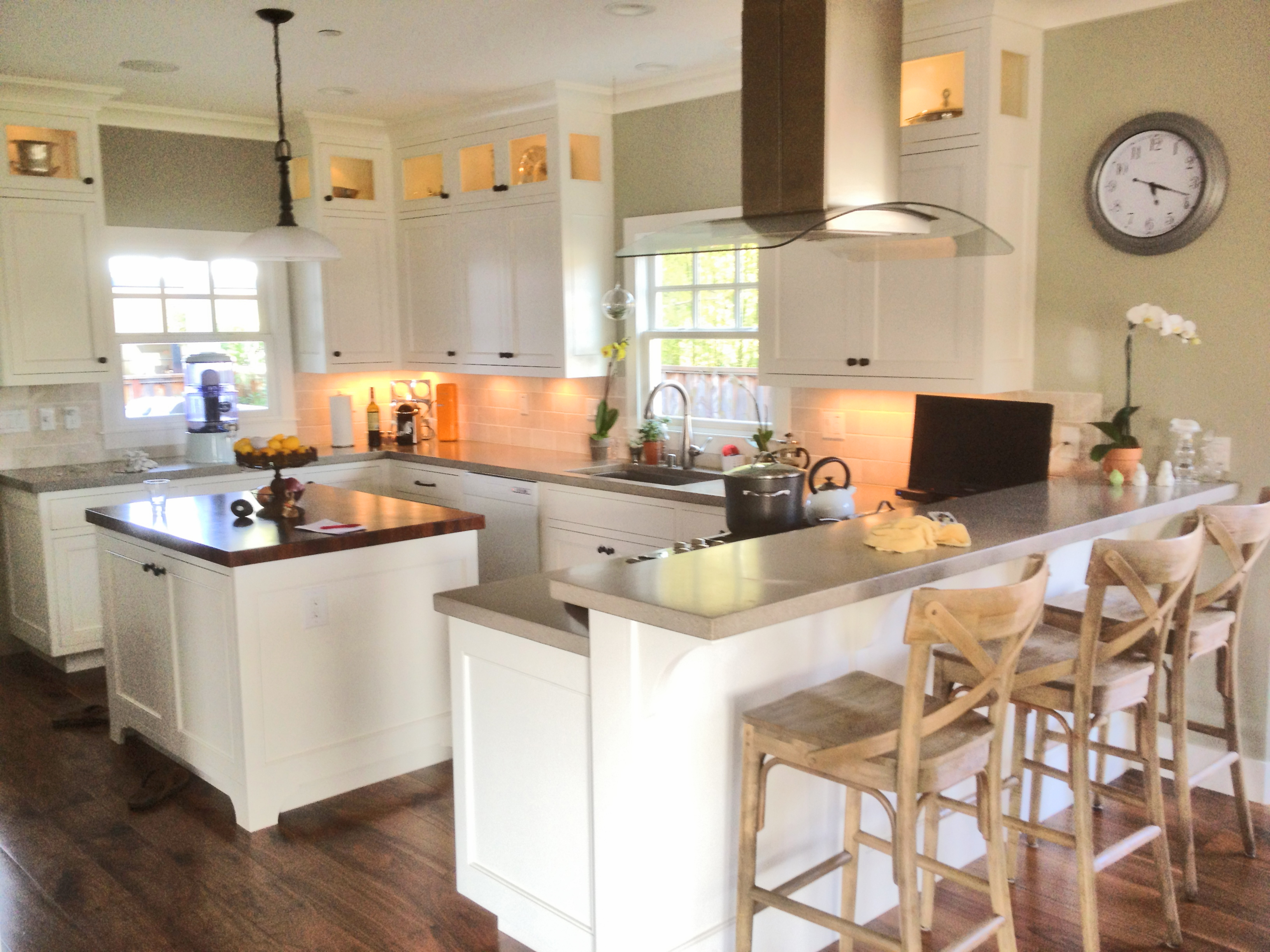 Custom Kitchen: La Selva Beach