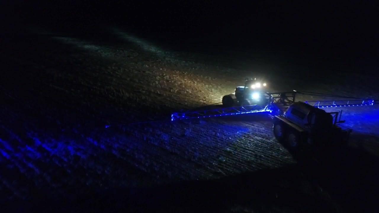 JTA boom lights