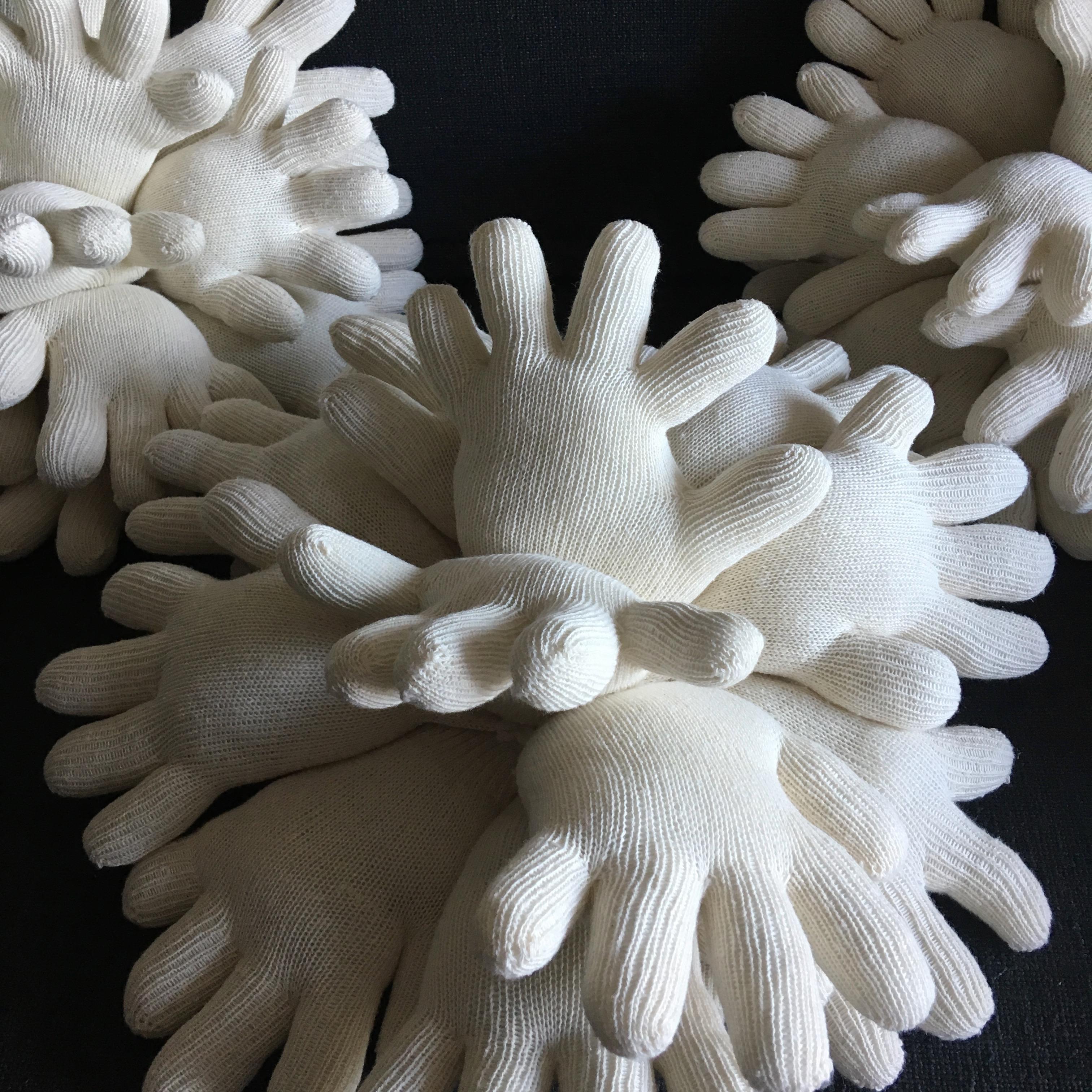 Glove Pillows
