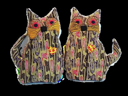 Pair of Snappy Kats