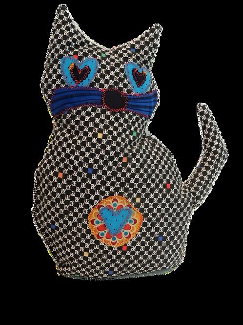 Snappy Kat Blue