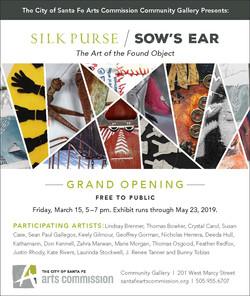 Silk Sow Invitation