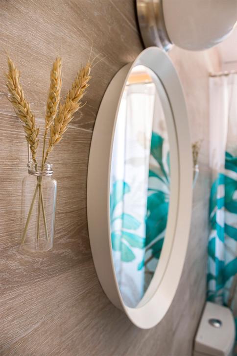 Détails de salle de bain de H&M Home