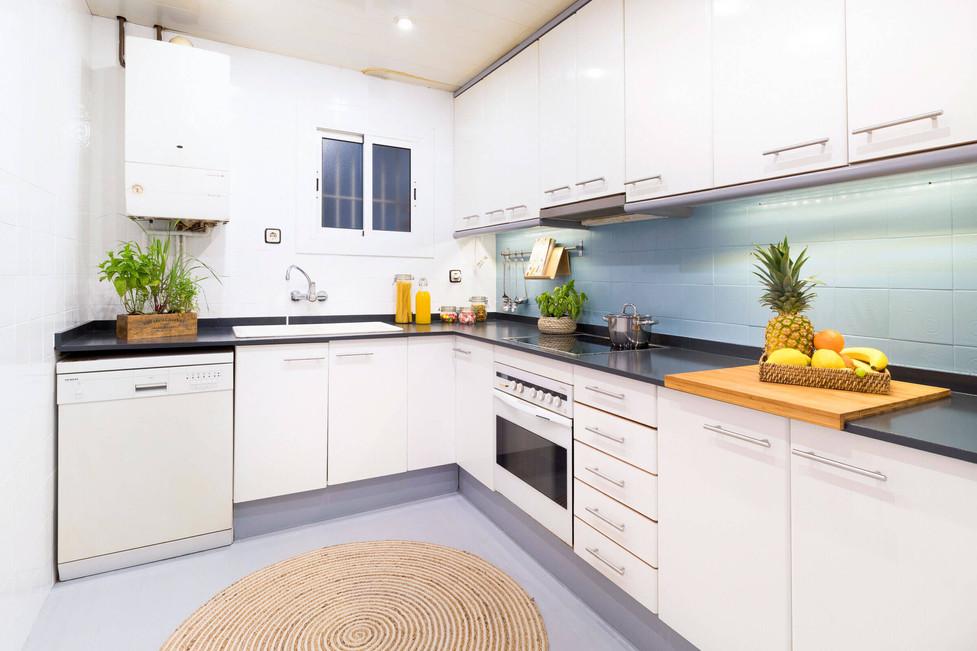 Invierte poco en la cocina con Sebastien Robert agencia inmobiliaria
