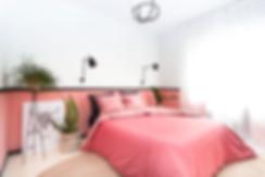 Exclusivo dormitorio principal decorado por Sebastien Robert