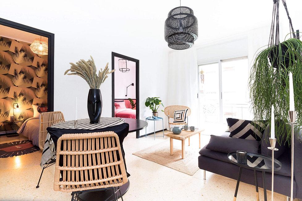 Le meilleur salon après Home Staging décoré par Sébastien Robert
