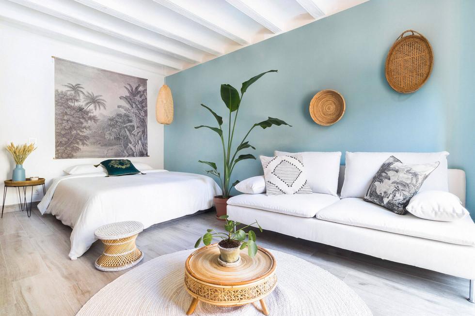 Projet de Sébastien Robert pour un loft dans le Raval à Barcelone