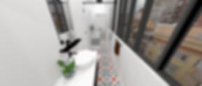 Renderización 3D Barcelona