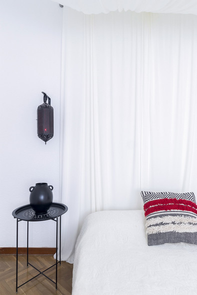 Fantastique travail de Sébastien Robert pour fabriquer une moustiquaire personalisée