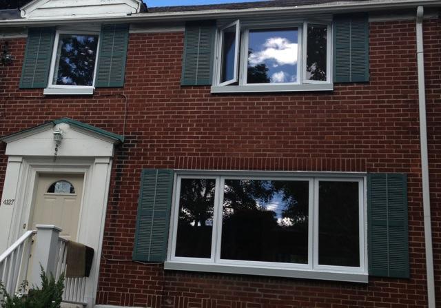 Fenêtres à battants