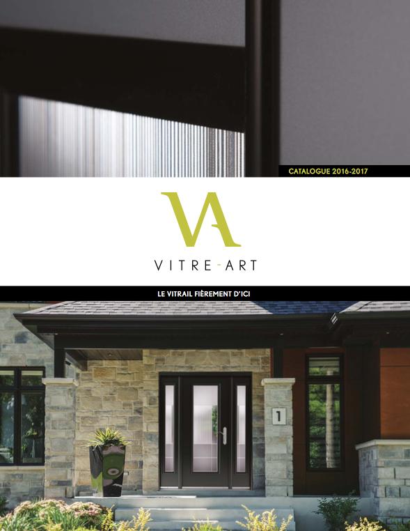 Vitre-art Glass Collection Brochure
