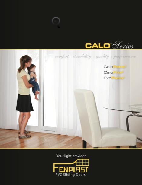 Fenplast Patio Door Brochure