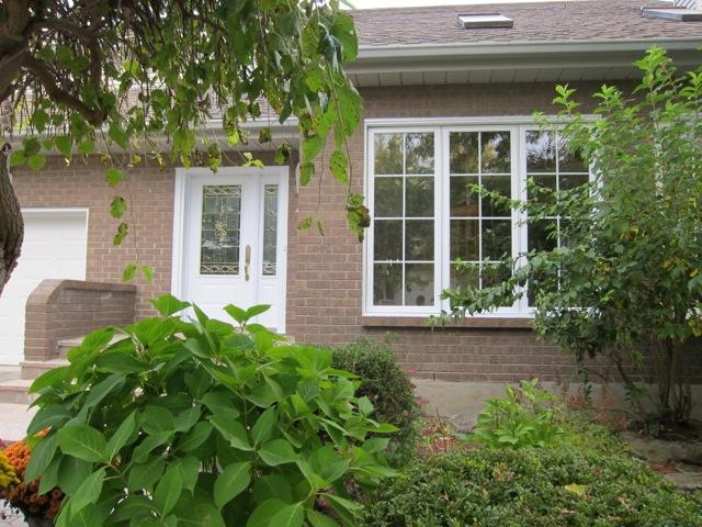 Porte et fenêtres à battants