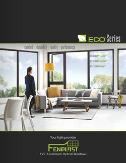 Fenplast ECO Hybrid window brochure