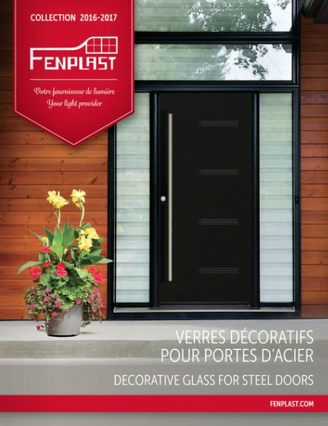 Fenplast Decorative Glass Brochure