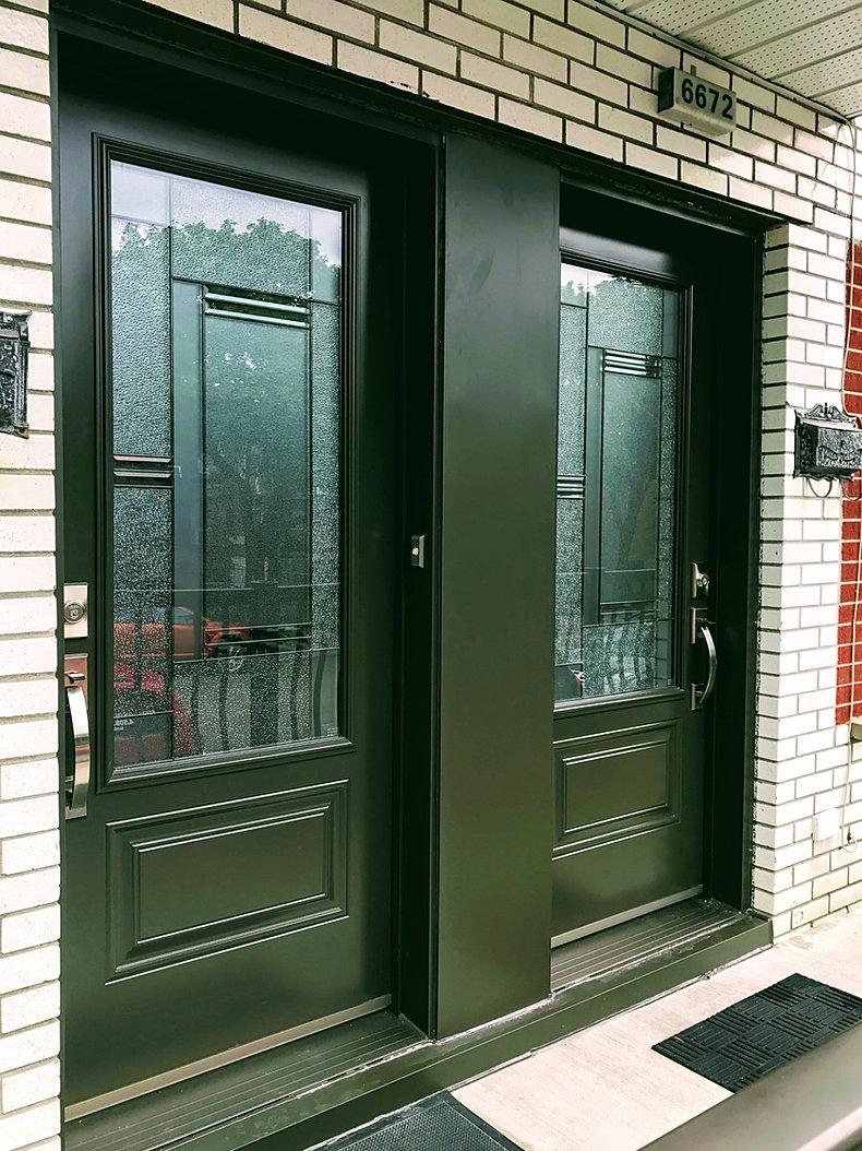 Fenplast montr al fenlux portes et fen tres projets for Porte fenetre montreal