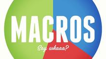 Macros, a more in depth look