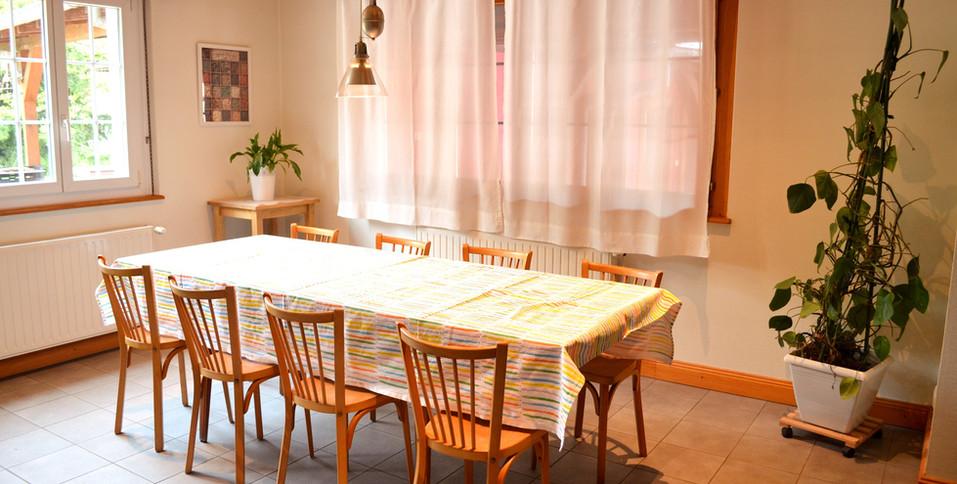 salle à manger Grand Tokay