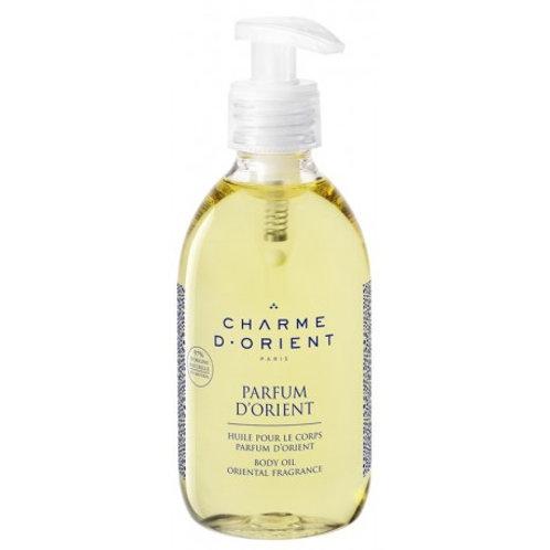 Huile de massage parfumée - Flacon pompe 300 ml