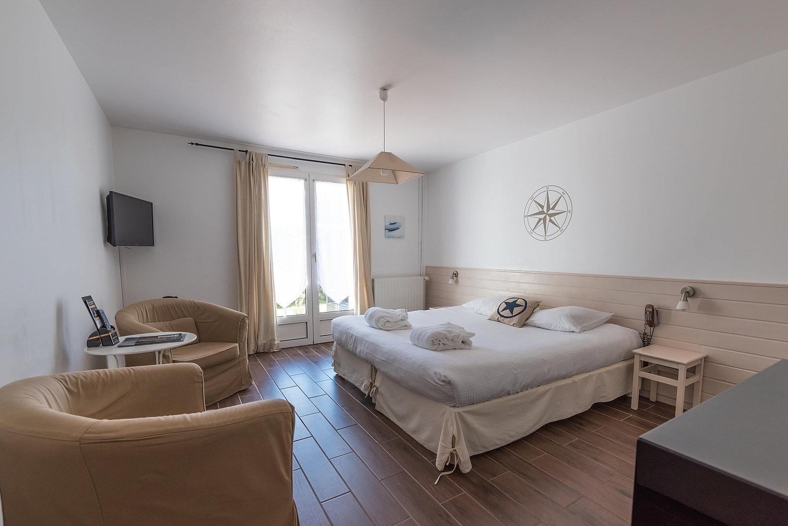 site officiel h tel ancre marine noirmoutier. Black Bedroom Furniture Sets. Home Design Ideas