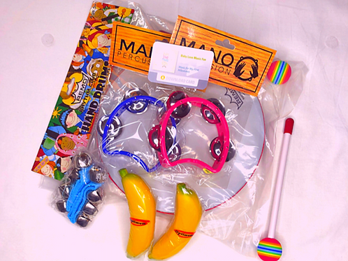 Toddler Instrument Pack