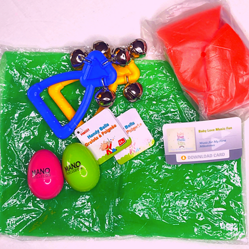 BABY Instrument Pack