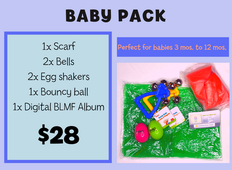 Instrument Bundles Perfect for AT HOME PLAY