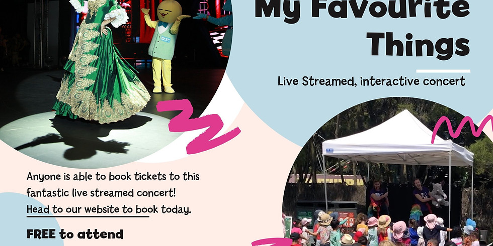 """'Baby Love Music Fun' presents """"Baby's Favourite Things"""""""