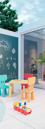 Playground e Academia