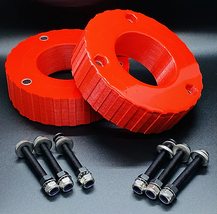 Rear lift spacers (pair)